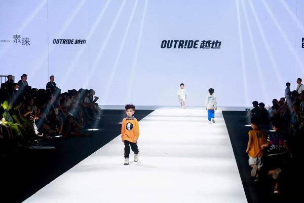 越空间主题秀完美落幕,看Outride越也如何玩转时尚潮流