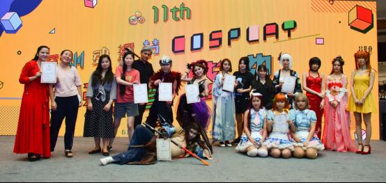 第十一届深圳动漫节COSPLAY荣誉盛典海选赛燃爆开场,实力选手惊艳登场