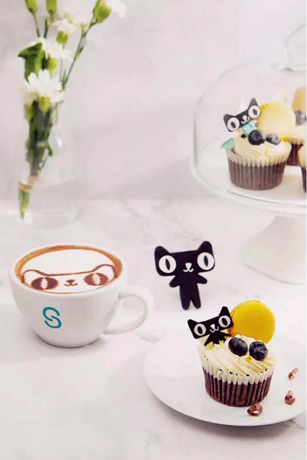 天猫Club理想生活咖啡馆开业人气爆棚,快来体验你的理想生活