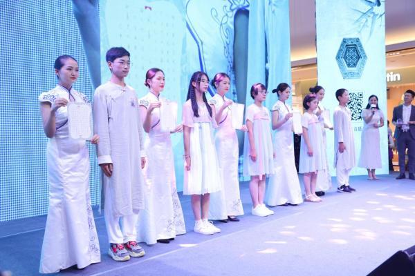 爱善天使杯全国青少年书法大赛呼吁国粹传承