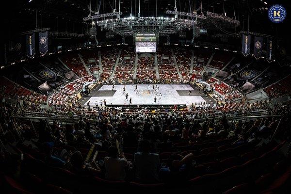 KOK万王之王篮球争霸赛开幕式在上海宝山隆重举行