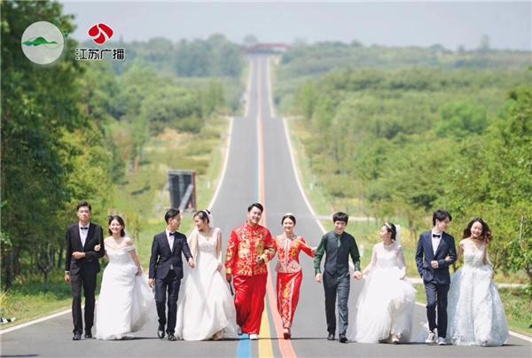wxj7101:2019中国・溧阳爱情泼水节暨1号公路情歌音乐节七夕完美呈现