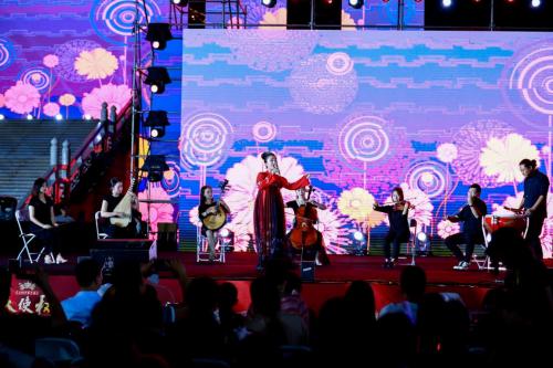 2019第十届天使杯中国国际少儿模特大赛全国总决赛于陕西西安大唐西市圆满落幕