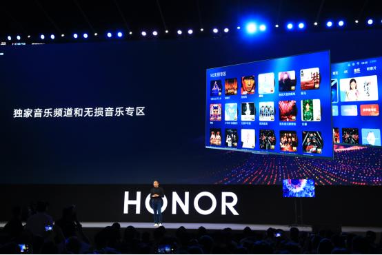 荣耀智慧屏发布,华为终端云服务将开启智慧生活新场景