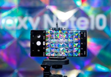 当前沿科技邂逅时尚美学 三星Galaxy Note10系列魅力来袭