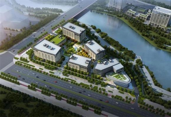亿达中国园区再引高科技企业入驻与湖南中科电气达成协议