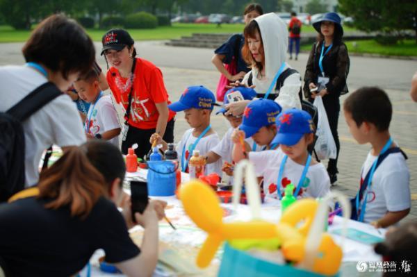 全球华人青少年国风艺术节 艺术教育助力中华文化传承