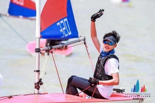风摆不断,挑战升级丨梅沙教育全国青少年帆船联赛苏州吴江站开赛
