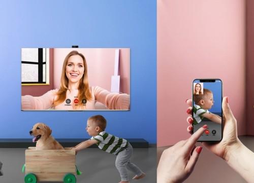 电视从此不同!海信正式发布国内首款社交电视!