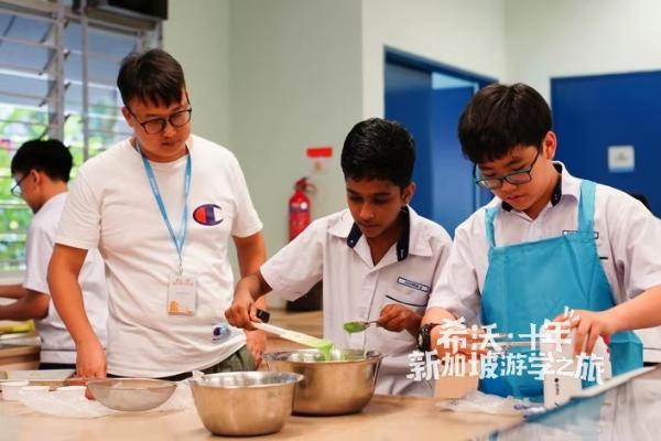 领略全球顶尖教育理念,希沃十年新加坡游学精彩分享