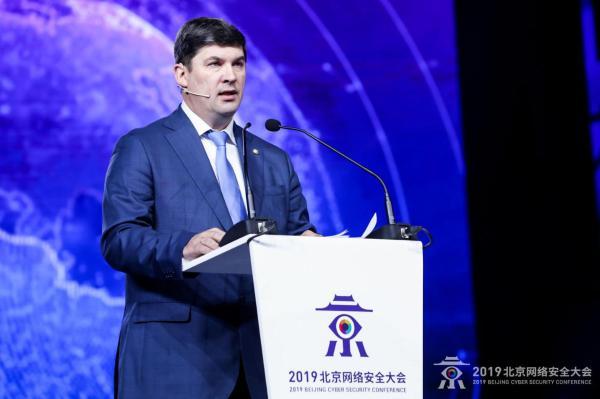 俄罗斯国防部代表:期待促进全球通信安全领域系统的建立和形成