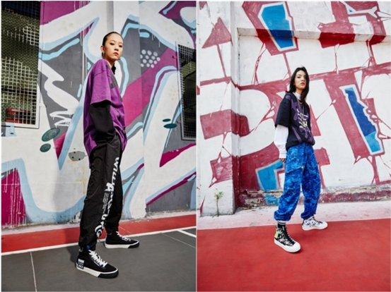 安踏青年系列掀起涂鸦新潮 Stash携新品强势登陆