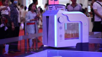 优地科技惊艳亮相2019世界机器人大会,营造服务机器人新生态