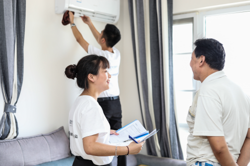 """房企服务变革样本:""""暖蓝+"""" 如何加持软实力"""