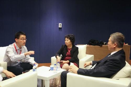 直击新维士CEO魏欣会后采访:为消费者的利益,新维士将全力以赴