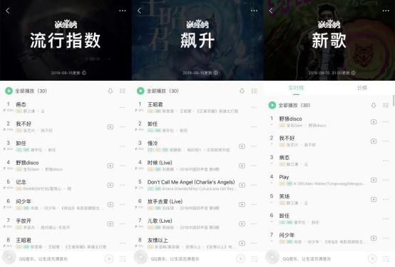 """QQ音乐巅峰榜飙升榜单第二!""""夜光新声""""谢宇伦《卸任》惊艳全网"""