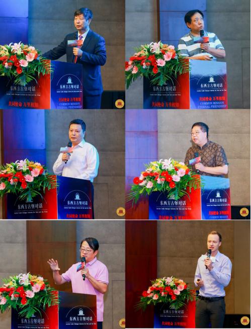 2019中国首届东西方古堡对话在山西晋城成功举办