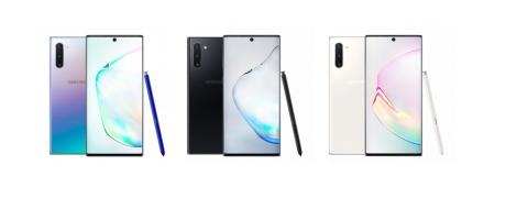 三星Note10+ 5G预售火热:外观惊艳,5G旗舰体验真香
