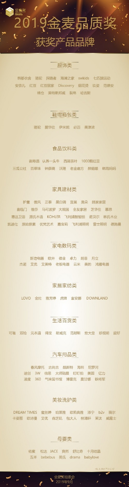 2019金麦奖品质生活节在杭举办 酷炫趣味体验引探物风潮