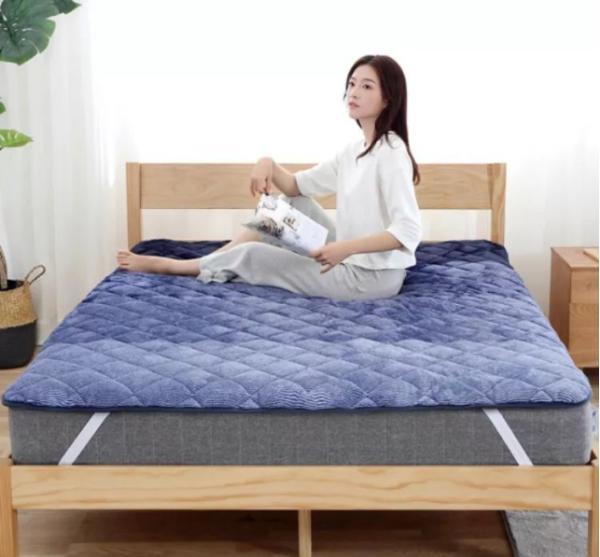 趣睡科技推出8H吸湿发热舒适床褥