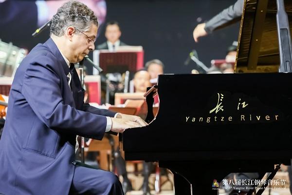 第八届长江钢琴音乐节盛大开幕