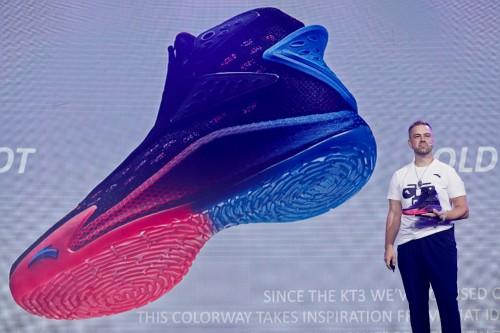 克莱主义中国行火爆开启,汤普森全新战靴KT5惊艳亮相