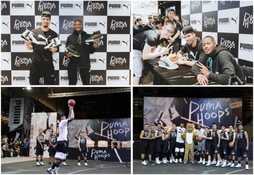 """是时候,在中国""""弘扬""""PUMA的篮球文化"""