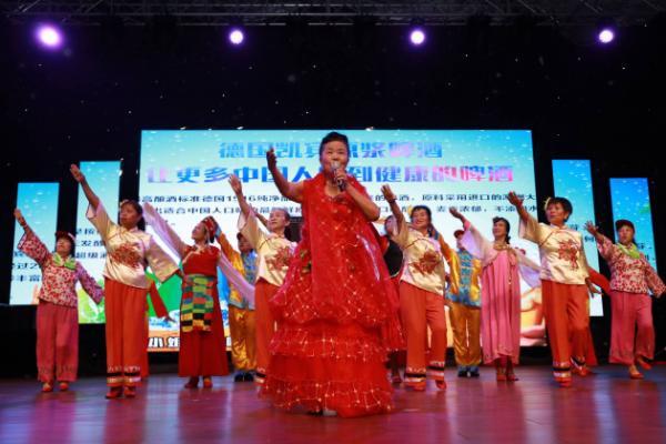 首庙中国传统文化广州艺术节在广州拉开帷幕