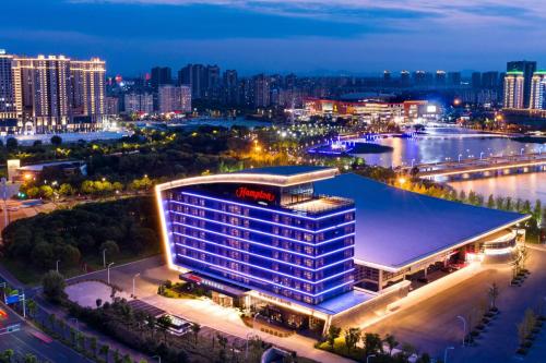 希尔顿欢朋迎中国第100家开业酒店,在华项目签约数突破400