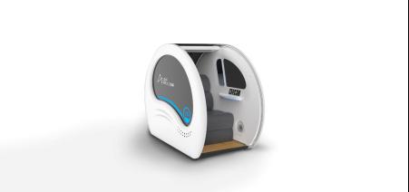 """京东AI打造智能睡眠舱,定义下一代""""睡眠黑科技""""的人机交互体验"""