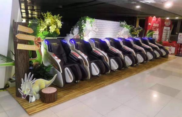 """乐摩吧亮相中国高级别国际车展,""""黑科技""""产品引关注"""
