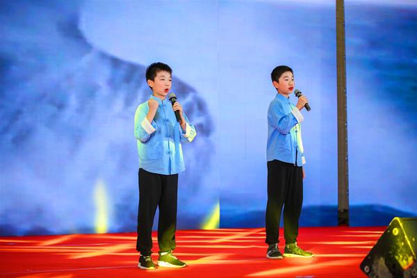 天津生态城首届少儿艺术节圆满落幕