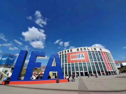 SWEAFT新品智能扫地机亮相2019德国IFA展