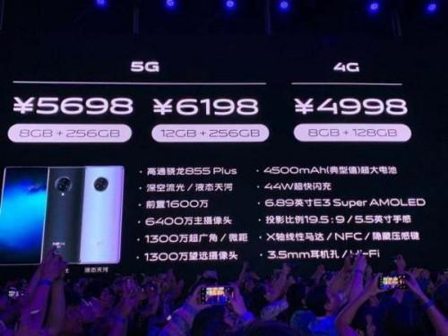 vivo NEX 3新品发布,上苏宁以旧换新最高享800元补贴