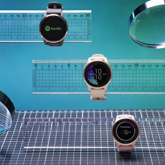 Garmin首款AMOLED屏幕腕表Venu,今年最值得入手系列!