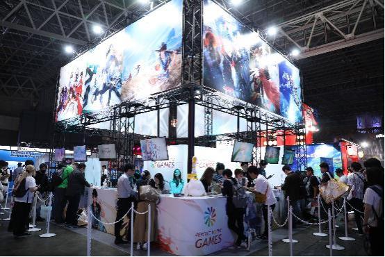 文化内核打造精品游戏 完美世界游戏出展2019TGS
