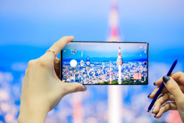 你与5G,或许只差了一部三星Galaxy Note10+ 5G