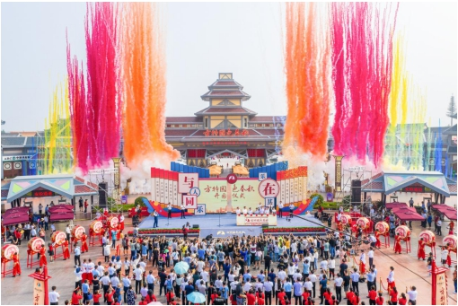 【品牌行动】聚焦家庭旅游 方特打造国庆假日欢北京轨道交通大兴机场