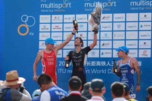 2019年温州长距离铁人三项世界杯落幕