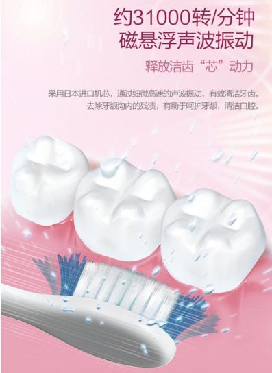 冲动天使组合—— 松下声波电动牙刷DC12及口腔冲洗器EW1511,让口腔健康不再贵!