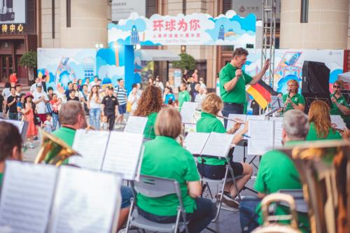 上海环球港六周年庆 环球为你开启购物狂欢盛宴