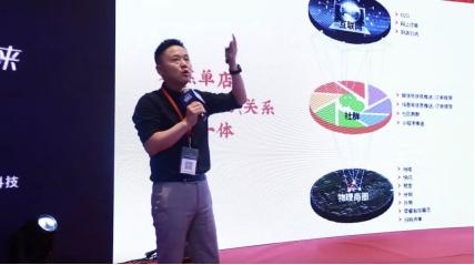 餐饮大数据峰会   辰智科技商圈秀企业版1.0重磅发布!