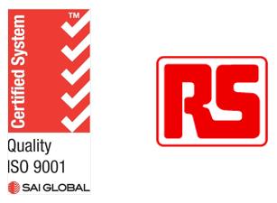 欧时中国通过ISO9001认证 高品质获权威认可