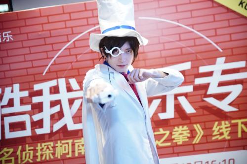 酷我音乐跨界联合动漫IP 《名侦探柯南:绀青之拳》专场观影会来袭