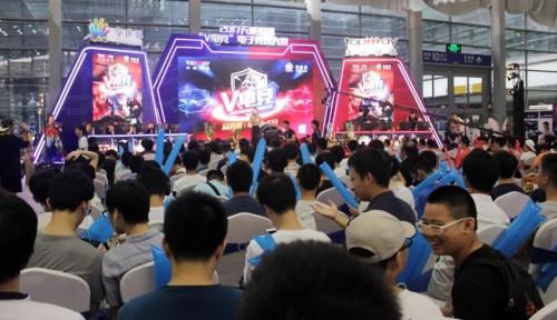 第七届深圳国际电玩节移师深圳国际会展中心