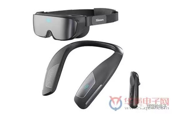 """""""超薄+高颜值"""":3Glasses创新设备能否撬动VR万亿市场"""
