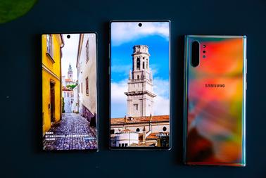 三星Galaxy Note10系列:NSA 5G+旗舰配置,演绎机皇典范