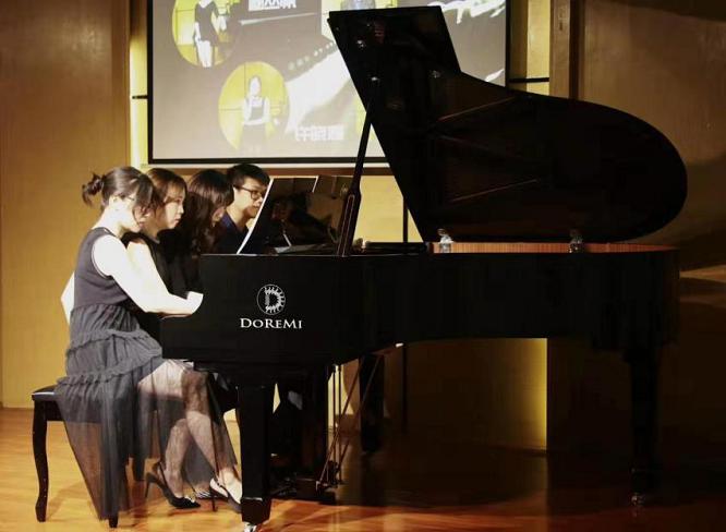 Treblebass教师音乐会:一堂充满魅力的音乐课