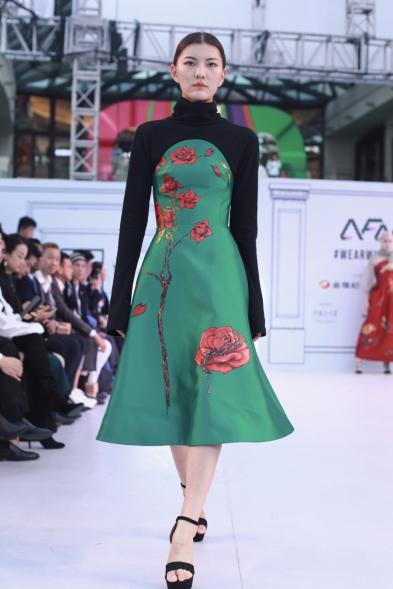 WEARWHATSFAIR 东盟设计师匠心时装发布会中国首秀