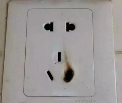 小心发黑的开关插座!可能会存在这些隐患!